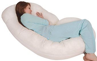 leachco snoogle xl body pillow for tall people